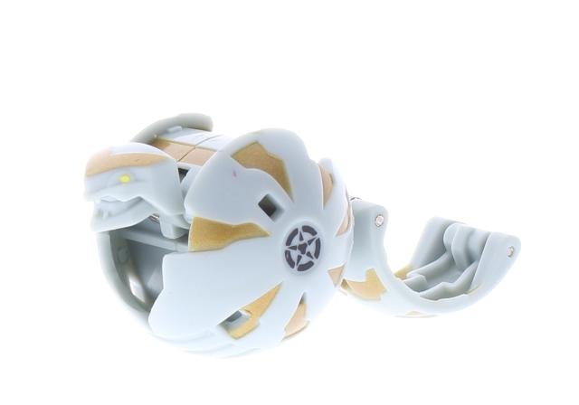 Bakugan Battle Brawlers Rattleoid Grey Haos Rare Serpenoid 380g