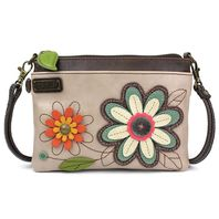 Charming Chala Daisy Flower Crossbody Bag Handbag Purse