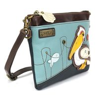 Charming Chala Pelican Bird Mini Crossbody Bag Handbag Purse