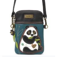 Charming Chala New Panda Bear Cell Phone Purse Mini Crossbody Bag