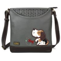 Chala Beagle Puppy Dog Sweet Messenger Bag Purse Handbag