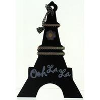 Hanna's Handiworks French Ooh LaLa  Tres Jolie Poodle Eiffel Tower Sign Decor