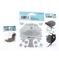 Jolee's Boutique Tree Eagle Bird Nest Lot Scrapbook/Card Embellishment