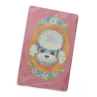 Stardust Vintage Poodly Puppy Dog  Sealed Package Deck of Playing Cards