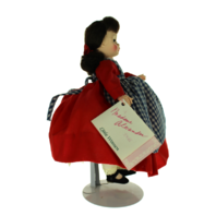 """14"""" Madame Alexander Jo 1322 Lissy Face Doll Little Women in Box"""