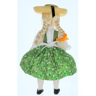 "14"" Madame Alexander Heidi Doll in Original Outfit and Box"