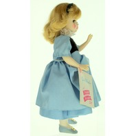 "14"" Madame Alexander Goldilocks Doll in Original Blue Outfit and Box"