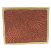 Peddler's Pack Pumpkin Patch Garden Fall Autumn Wooden Rubber Stamp