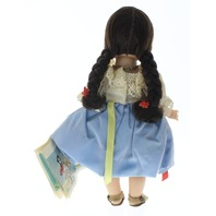 """Madame Alexander 8"""" Doll Isreal in Tagged Outfit  Bent Knee"""