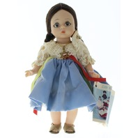 "Madame Alexander 8"" Doll Isreal in Tagged Outfit  Bent Knee"
