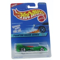 Hot Wheels Power Rocket Phantom Racer Series 1997 01/04 529