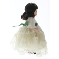 """Madame Alexander 8"""" Doll Scarlett Gone with the Wind Girl in Tagged Outfit"""