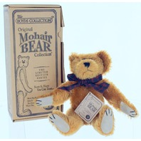 Boyds Collection Carter M. Bearington in original box 1998 Limited Edition