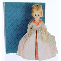 """Madame Alexander President First Lady Series 3 Julia Grant Doll #1519 14"""" Doll"""