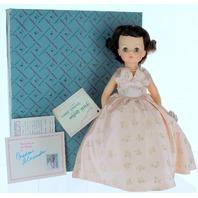 "Madame Alexander President First Lady Series VI Mamie Eisenhower Doll #1436 14"" Doll"