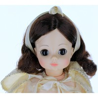 """Madame Alexander Snow White 1555, New in box 14"""" Doll Fairy Tale Doll"""
