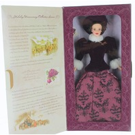 Barbie Doll Holiday Homecoming Traditions Mint In Box 1996 Hallmark Exclusive
