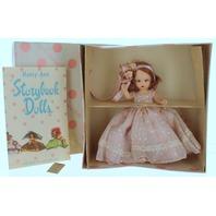 Nancy Ann Storybook Doll Fairyland Series Pretty Maid Original Box