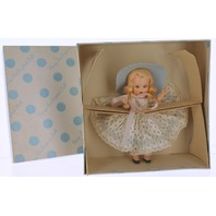 Nancy Ann Storybook Doll Fairyland Series Little Bo Peep Original Box