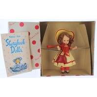 Nancy Ann Storybook Doll Fairyland Series To Market To Market Original Box