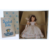 Nancy Ann Storybook Doll Fairyland Series Over the Ring Around the Rosy  Original Box