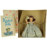 Nancy Ann Storybook Doll Fairyland Series When she was good Original Box