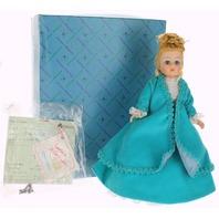 "Vtg Madame Alexander Cissette ""Violetta"" 1987 10"" Portrettes Series Doll  #1116"