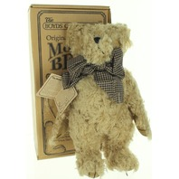 Boyds Collection Woodrow T. Bearington in original box 1997 Limited Edition