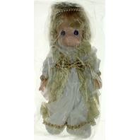 Precious Moments Gloria Angel in White Doll Plush