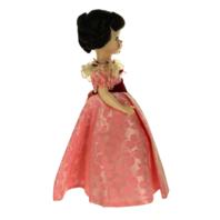 "Madame Alexander Pink Presidential Frances Cleveland Original Box 14"" Doll IV"