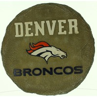 Denver Broncos Garden Stepping Stone Decor Collegiate Licensed Rock