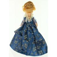 "Madame Alexander First Wife Edith Wilson 1430 Original Box 14"" Doll"