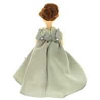 "Madame Alexander First Wife Caroline Harrison 1424 Original Box 14"" Doll IV"