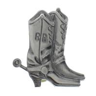 Royal Rangers Rr Wrangler Boots Hat Lapel Pin