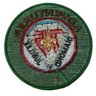 Adventurer Diamond Jubilee 75 Boy Scout Uniform Patch