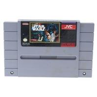 Vintage Super Star Wars Super Nintendo Game Cartridge