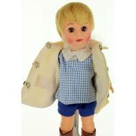 "Madame Alexander Doll Christopher Robin Winnie the Pooh 8"" original box 31890"