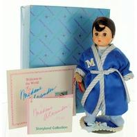 "Madame Alexander Doll Michael Peter Pan Storyland Rare 8"" original box 468"