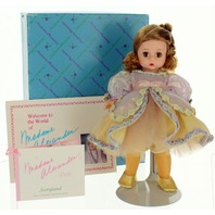 Madame Alexander Doll 8 Inch Little Thumbkins #14532 Original Box Vintage