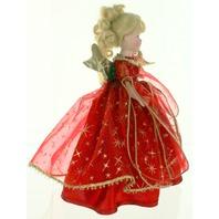 Madame Alexander Stardust Greetings Angel Cisssette Doll 39930
