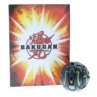 Bakugan Battle Brawlers Lunagrowl Black Darkus Gundalian DNA 700G with Card