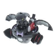 Bakugan Battle Brawlers Alpha Percival Black Darkus New Vestroia 550G