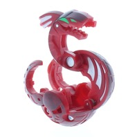 Bakugan Battle Brawlers Abis Omega Red Pyrus 650G New Vestroia Green