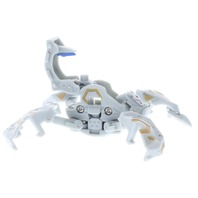 Bakugan Battle Brawlers Silver and Gold Fencer