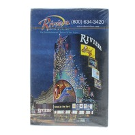Riviera Hotel Las Vegas Sealed Package Deck of Playing Cards