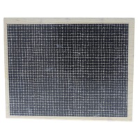Stamping Up Background Plaid Houndstooth XL Wooden Rubber Stamp