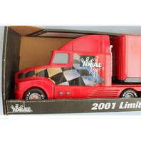 Nylint Ideal Racing Tractor Trailer 18 Wheeler Semi Truck 2001 Limited Edition