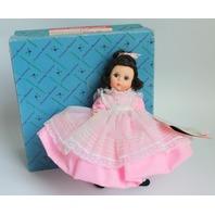 "Vintage Madame Alexander Little Women Doll - Beth #412 - 8"" MIB - Little Women"