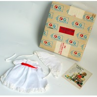 Vintage Fisher Price My Friend Mandy Jenny Party Dress Minty New in Original Box