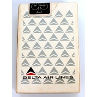 Delta Air Lines Standard Logo Triangle Deck of Playing Cards